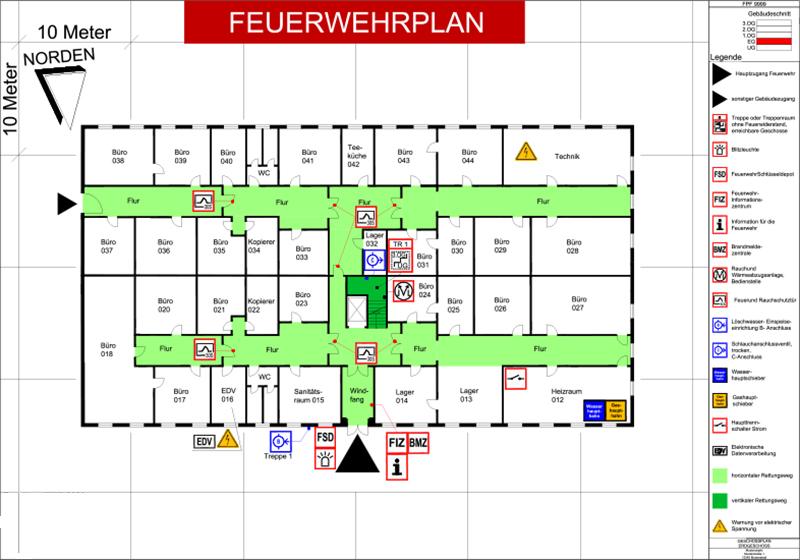 Feuerwehrplane Nach Din 14095 In Nrw Und Rlp 7